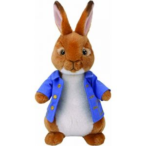 Ty Beanie Babies Peter Plush Rabbit