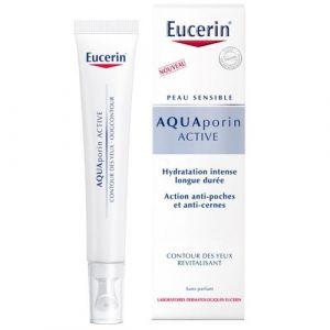 Eucerin Aquaporin active - Crème contour des yeux