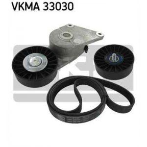 SKF Kit de courroies d'accessoires VKMA33030