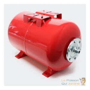 Le poisson qui jardine Ballon ou cuve à vessie pour installations sanitaires : 50 litres