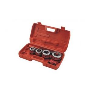 Hexoutils HX45870 - Coffret de tarauds et filières 7 pièces