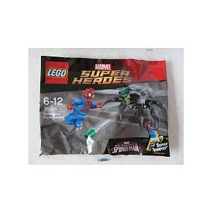 Lego 30305 Super Heroes - Sider-Man Super Jumper