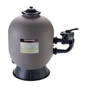 Hayward Filtre piscine à sable S210SXE 10m3/h avec vanne side