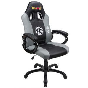 Subsonic Siege gaming baquet - Fauteuil gamer DBZ avec assise ergonomique