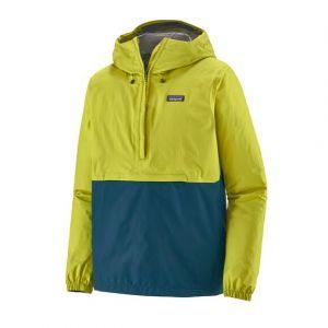 Patagonia Torrentshell Pull 3L Homme, chartreuse L Vestes de pluie
