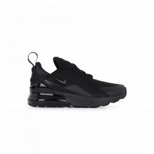 Nike Chaussure Air Max 270 pour Jeune enfant - Noir - Couleur Noir - Taille 35.5