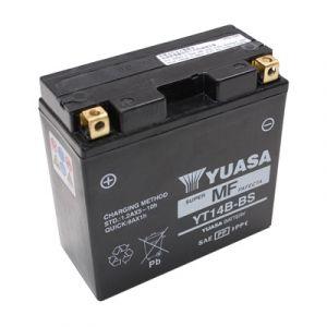 Yuasa Batterie YT14B-BSAGM L150mm W70mm H145mm
