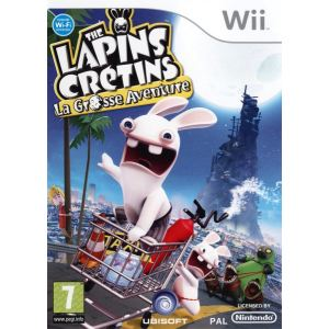 The Lapins Crétins : La Grosse Aventure [Wii]