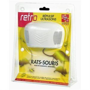 Rétro Appareil ultrasons rat et souris
