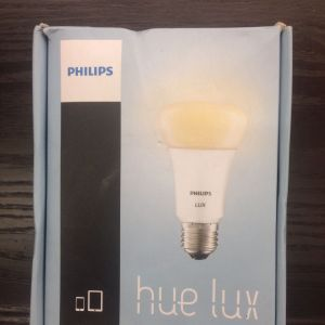 Philips Ampoule LED (extension) Hue E27 9 W blanc chaud