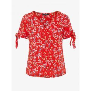 Vero Moda Blouses VMLOTUS rouge - Taille S,M,L,XL,XS