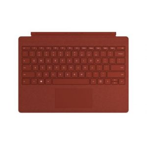 Microsoft Clavier Signature Type Cover Surface Pro - Rouge
