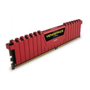 Corsair Vengeance LPX Red DDR4 2 x 4 Go 2133 MHz CAS 13