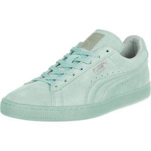 Puma Suede Classic Mono Ref Iced chaussures vert 40 EU
