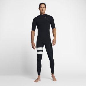 Nike Combinaison à manches courtes Hurley Advantage Plus 2/2mm Fullsuit pour Homme - Noir - Taille XL
