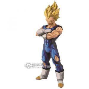 e-concept Figurine 26 cm - Dragon Ball S - Vegeta Super Saiyan