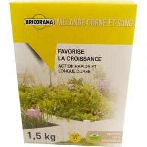 Bricorama Mélange corne en sang 1,5 kg