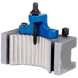 Sidamo Tourelle à changement rapide + 3 porte outils pour tours métaux TP 750 VISU - 21398129