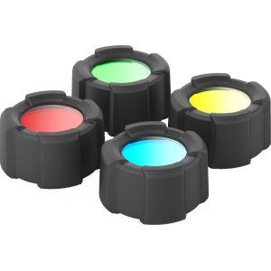 Image de Led lenser 501038 Lighting Filter - Lighting Filters (Multicolour MT10, 3,25 cm)