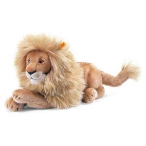 Steiff Peluche Lion Leo couché 43 cm