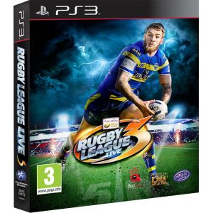 Rugby League Live 3 [PS3]