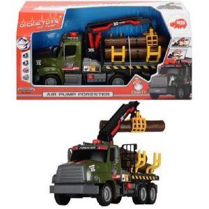 Dickie Toys 203806001 - Camion de bois Air Pump Radiocommandé 1/24