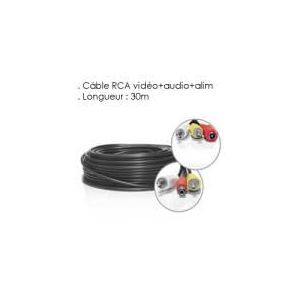 Securitegooddeal Cable RCA 30m