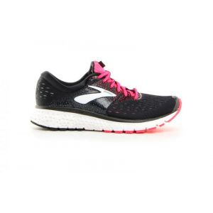 Image de Brooks Running Glycerin 16 - Black / Pink / Grey - Taille EU 36