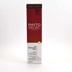 Phyto Paris Gel antipelliculaire végétal - Cheveux frisés, crépus