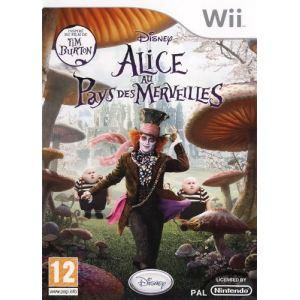 Alice au Pays des Merveilles (inspiré du film de Tim Burton) [Wii]