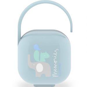 Suavinex Accessoires Porte Sucette Memories Bleu