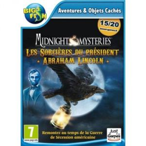 Midnight Mysteries : les sorcières d'Abraham [PC]