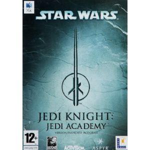 Star Wars : Jedi Knight - Jedi Academy [MAC]