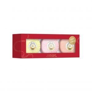 Roger & Gallet Coffret Savons Parfumés - 3 x 100 g