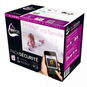 Myfox FO0207 - Pack sécurité + un TAG gratuit