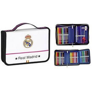 Malette de dessin Artiste Blanco Foot Real Madrid Deluxe
