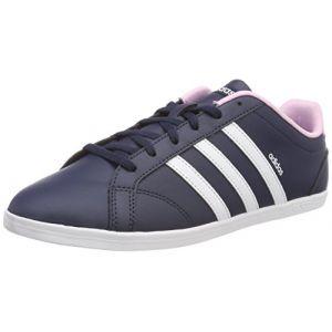 Adidas Coneo QT, Chaussures de Fitness Femme, Bleu (Maruni/Ftwbla/Rosesc 000), 38 EU
