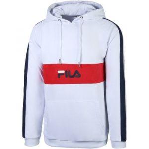 FILA Sweat-shirt Sweat Jeremy Hoodie blanc - Taille EU S,EU M,EU L,EU XS