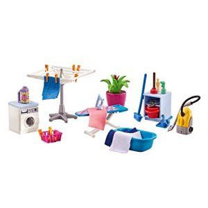 Playmobil 6557 - Accessoires de Buanderie