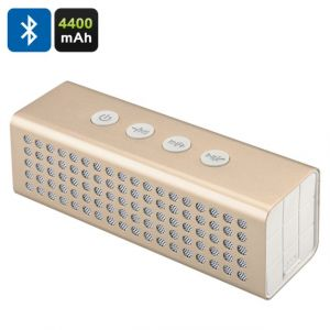 Shopinnov Enceinte Bluetooth portable 20W + Powerbank