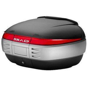 Shad Top case 2 casques Top Case Sh50 Black