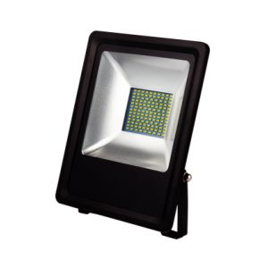 Horoz Electric Projecteur à LED extra plat 50W IP65 6500K Dim. 233x293.5x53.2mm