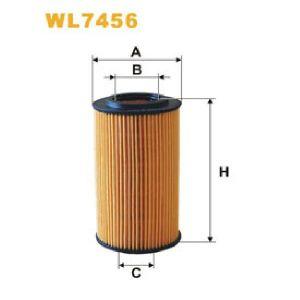 wix filters filtre huile wl7456 comparer avec. Black Bedroom Furniture Sets. Home Design Ideas