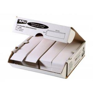 APLI 13569 - 1000 étiquettes d'affranchissement, 170 x 45 mm, 1 étiqu./ planche