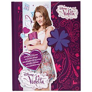 Journal intime Violetta Disney