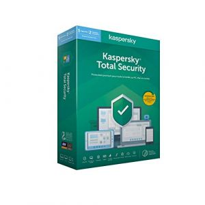 Total Security 2020 - Licence 5 postes 2 ans [Mac OS, Windows]