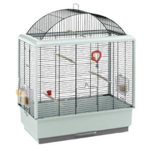 Ferplast Cage rectangulaire Palladio 4 pour oiseaux (59,5 x 75 x 33,2 cm)