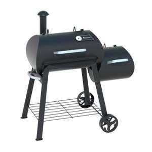 Landmann Vinson 200 - Barbecue charbon de bois Fumoir
