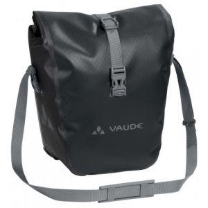 Vaude Aqua Front Sacoche de Vélo pour Roue Avant - Une Paire - Volume 28 l - Matière Bâche sans PVC