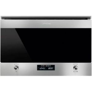 Smeg Micro-ondes gril MP322X1
